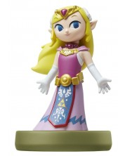 Nintendo Amiibo фигура - Zelda [The Legend of Zelda WW Колекция] (Wii U)